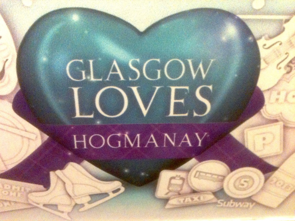 Glasgow Loves Hogm A Nay